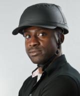 Yakkay Paris Black Oilskin Cap COVER ONLY