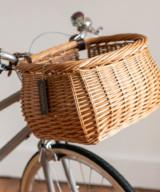 Cyclechic Pot-Bellied Bike Basket