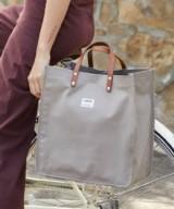 Linus Marco Pannier Bag – Grey