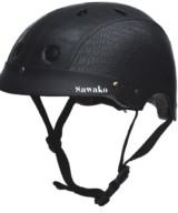 Sawako Ladies Bike Helmet – Crocodile Black