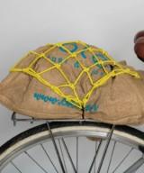 Cargo bungy net – Reflective Yellow