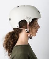 Rio Roller Rose Bike Helmet – Cream