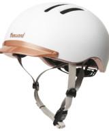 Thousand Chapter Bike Helmet in Supermoon White