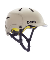 Bern Watts Bike Helmet 2.0 MIPS in Matte Sand