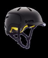 Bern Watts Bike Helmet 2.0 MIPS in Matte Black