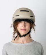 Bern Hudson E-Bike Helmet in Matte Sand