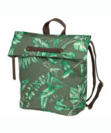 Basil Ever-Green Backpack Pannier in Thyme Green
