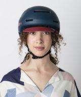 Bern Hudson E-Bike Helmet in Matte Navy